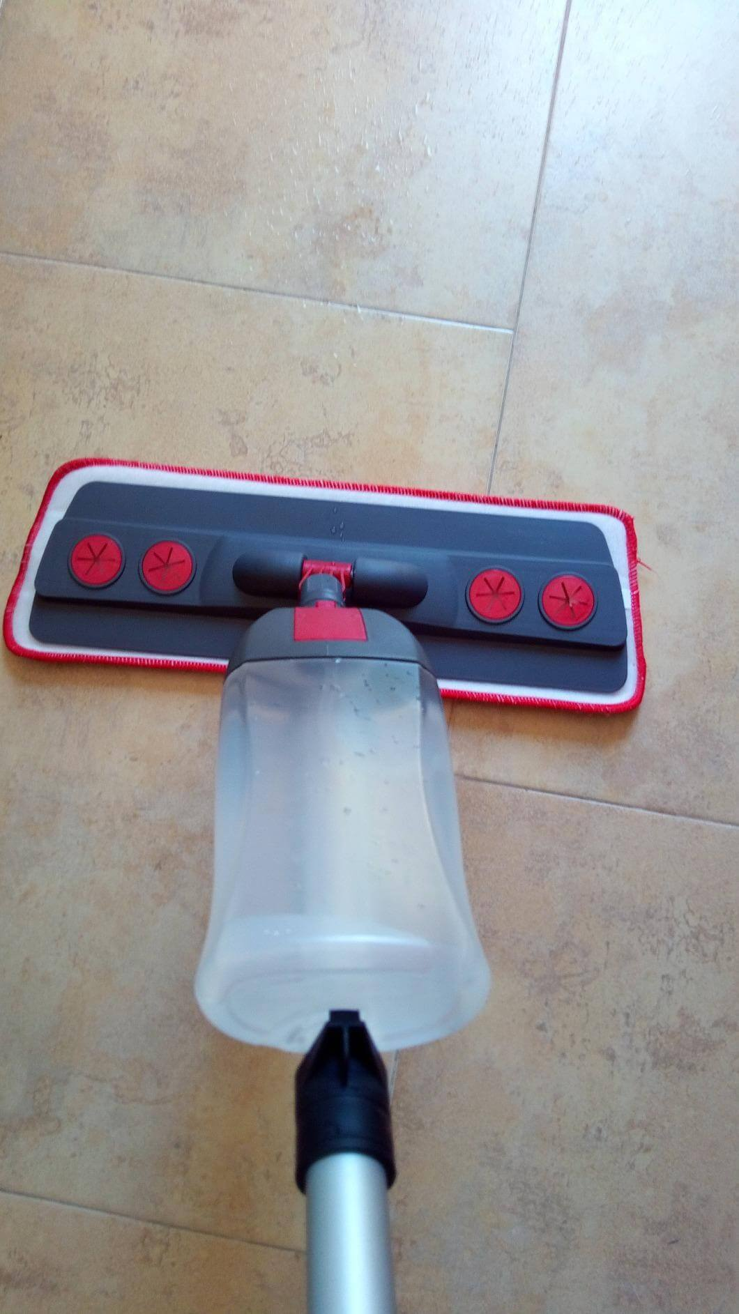 Taking Care Of Ceramic Tile Floors Wizmops Cleaning Supplies