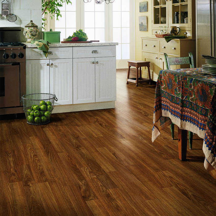 Keep Your Vinyl Floors Beautiful